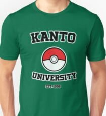 Kanto University EST. 1996 T-Shirt