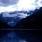 The Splendor of Lake Louise by Larry Trupp