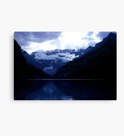 The Splendor of Lake Louise Canvas Print