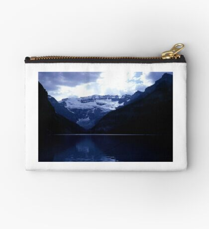 The Splendor of Lake Louise Studio Pouch