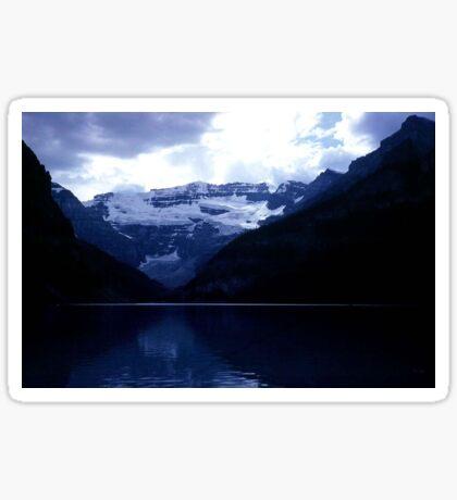 The Splendor of Lake Louise Sticker