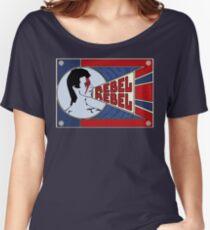 Rebel Rebel 2 Women's Relaxed Fit T-Shirt