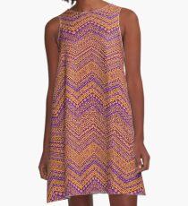 Clemson Tribal Gameday Dress 2 A-Line Dress