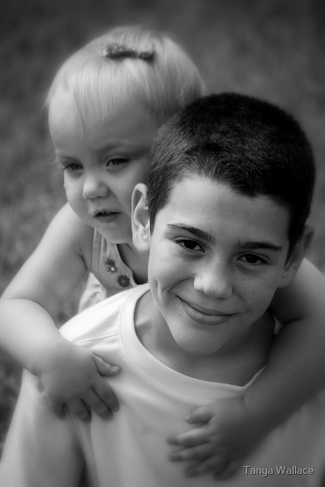 I love my big brother... by Tanya Wallace