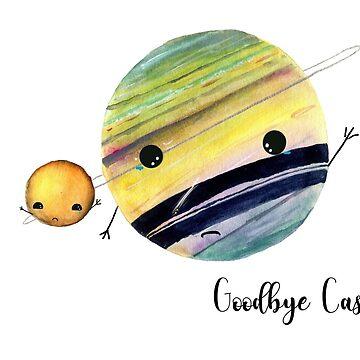 Goodnight Cassini by myartjourney