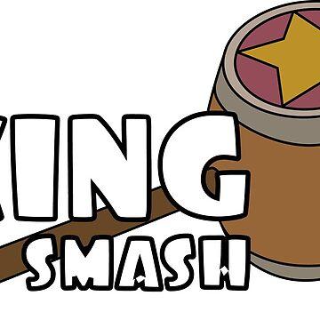 King of Smash by StateAlternate