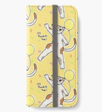 Party Cat iPhone Wallet/Case/Skin