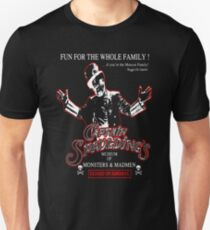 Captain Spaulding - Museum of monsters and madmen T-Shirt