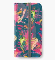 Twilight Frogs iPhone Wallet