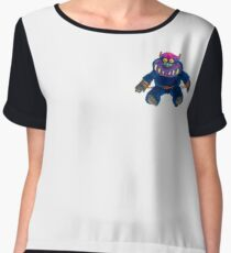 My Pet Monster Chiffon Top