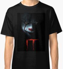 it, ça, clown, film 2017 Classic T-Shirt