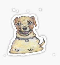 Dog Stickers Sticker