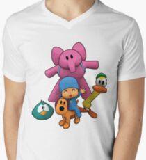 Best Friend Forever! Men's V-Neck T-Shirt