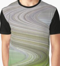 Nature's Illusions- Flow of Nature Graphic T-Shirt