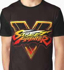 Street Fighter 5 Graphic T-Shirt