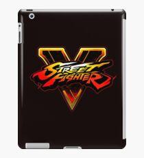 Street Fighter 5 iPad Case/Skin