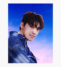 A Seventeen Sky-Dino Photographic Print