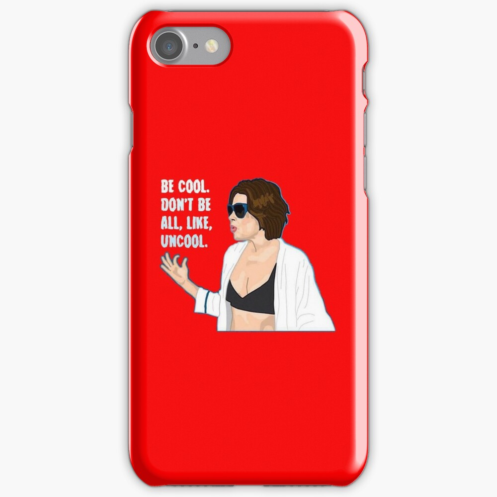 Don't Be All Uncool iPhone Case & Cover