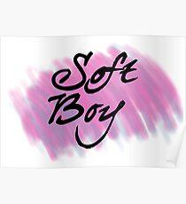 Soft Boy Poster