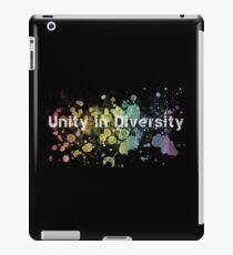 Unity in Diversity iPad Case/Skin
