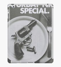 The Saturday Night Special iPad Case/Skin