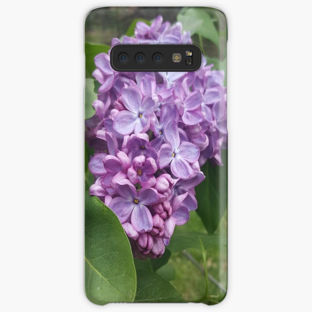 Spring Lilac Case & Skin for Samsung Galaxy
