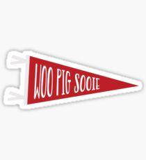 WOO PIG SOOIE | UNIVERSITY OF ARKANSAS Sticker