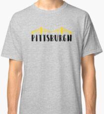 Pittsburgh City of Bridges Classic T-Shirt