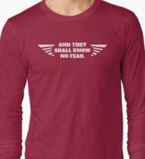 No Fear Space Marine - Warhammer 40k Inspired T-Shirt