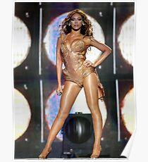 Beyonce Poster Poster