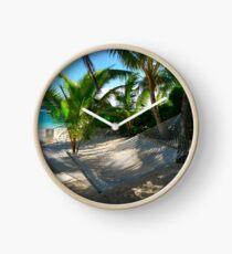 Rarotonga Cook Islands Clock