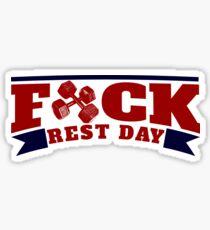 F*ck Restday Sticker