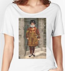 Yeoman Warder 003 Women's Relaxed Fit T-Shirt