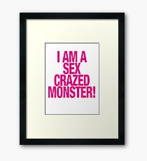 horriblebosses4 Framed Print