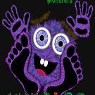 Yukoles Fluffy Monster by Julianco