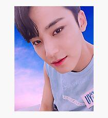 A Seventeen Sky-Mingyu Photographic Print