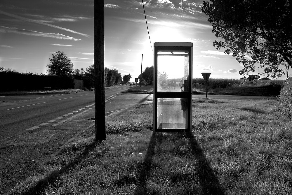 phone box by Mark Curry