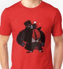 Lil Black Hat Unisex T-Shirt