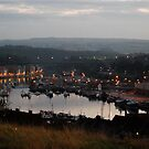 Whitby in the Evening Light by dougie1