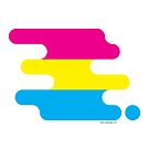 Pansexual Pride Flag by biancadesigns