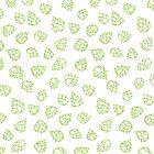 Hop Cone Pattern by Jason Castillo