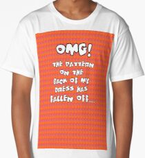 OMG -  for the Graphic Tee Dress Only Long T-Shirt
