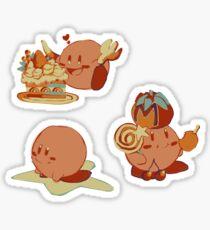 More Kirbs Sticker