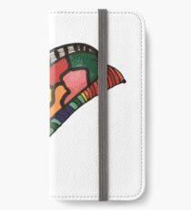 Rainbow Trumpet Heart iPhone Wallet/Case/Skin