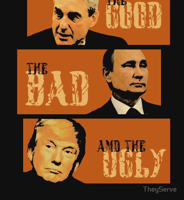The Good, the Bad, and the Ugly by TheyServe