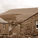 Pendle Hill by Maureen Brittain