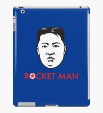 """Rocket Man"" Kim Jong-un iPad Case/Skin"