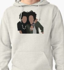 Les Twins minimalist Pullover Hoodie
