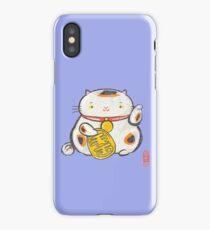 ManekiNeko [Special Lucky Toy Box] iPhone Case