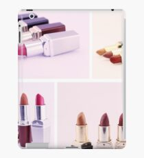 Spectacular lipstick composition iPad Case/Skin